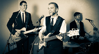West Yorkshire Wedding Band For Hire Audio Wave WWD 330 1